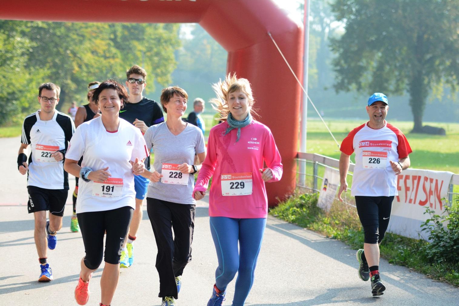 Sponsorenlauf - Gemeinsam laufen für Pro Infirmis | KABO