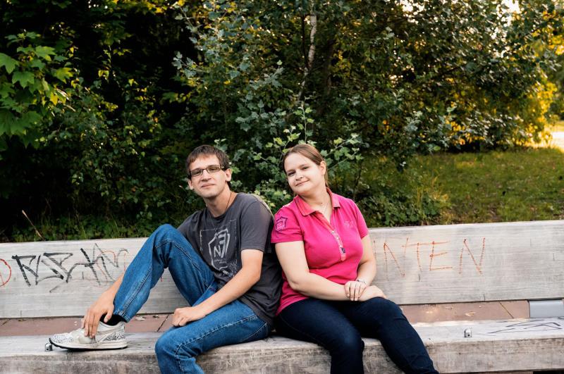 Kinder der Utoppie: Marvin und Johanna