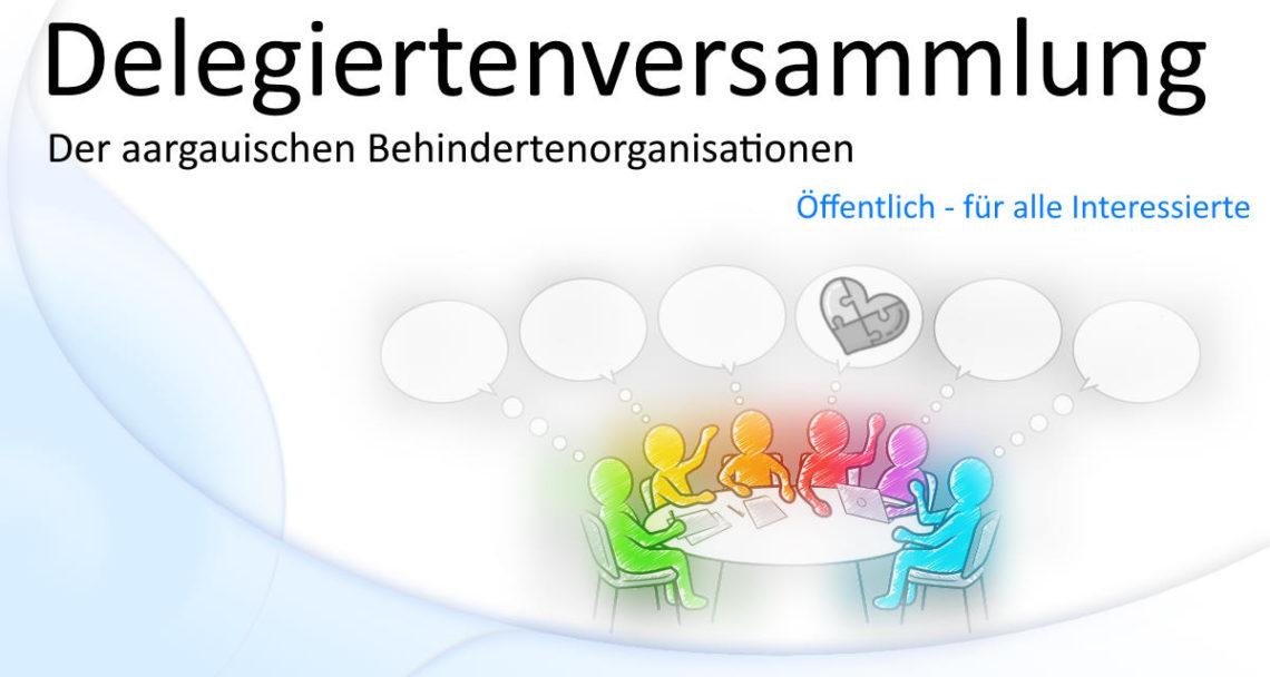 Delegiertenversammlung - für alle Interessierten öffentlich
